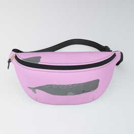 In the pink ocean Fanny Pack