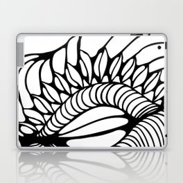 Shell of Abstract Laptop & iPad Skin