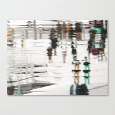 Life under the Dôme Canvas Print