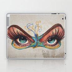 Butterflies eyes Laptop & iPad Skin