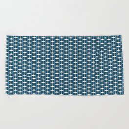 Sailor Suite Beach Towel