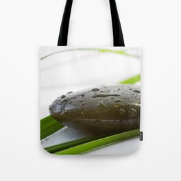 Silence Stone for relaxing Tote Bag