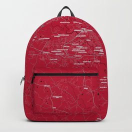 FanMap | NCAA UGA #02 Backpack