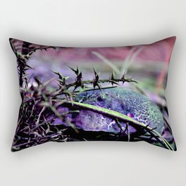 Mushrooms from other planet Rectangular Pillow