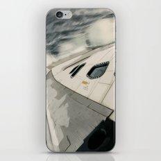 Interstellar Surfing iPhone & iPod Skin
