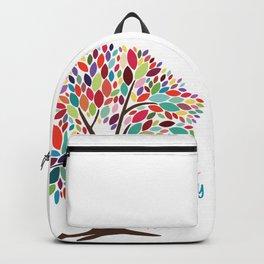 family tree Backpack
