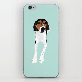 Winston Hound iPhone Skin