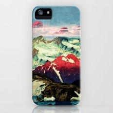 Winter in Keiisino iPhone (5, 5s) Slim Case