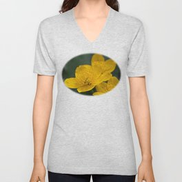 Meadow Buttercup Unisex V-Neck