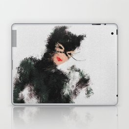 Selina the Cat Laptop & iPad Skin