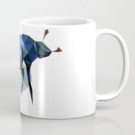 Low Poly Beetle Coffee Mug