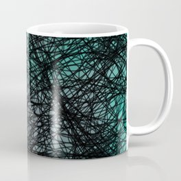 Mind Map Synapse Scape Coffee Mug