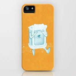 Rub A Dub, D'oh! iPhone Case