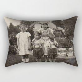 Das Haus Rectangular Pillow