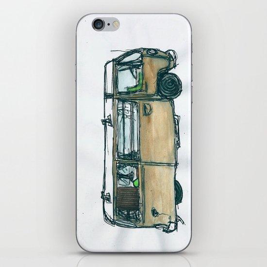 The Bus iPhone & iPod Skin