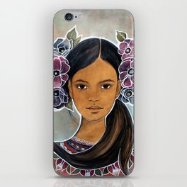 Eleonora iPhone Skin