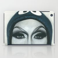 cookie iPad Cases featuring Cookie by Tom Christophersen Creates