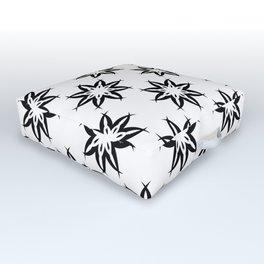 SPAKEY FLOWERS Outdoor Floor Cushion