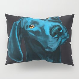 The Dogs: Riley B. Pillow Sham