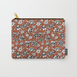 Sunrise in the Rose Garden Carry-All Pouch