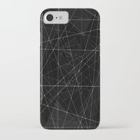 constellations iPhone & iPod Cases featuring Constellations by Dood_L