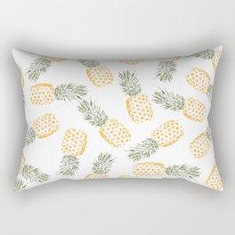 Pineapple Party Rectangular Pillow