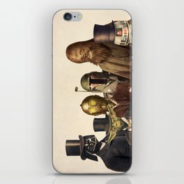 Victorian Wars iPhone Skin