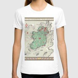 Irish Free State and Northern Ireland T-shirt