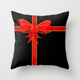 Wrapping Paper Throw Pillow