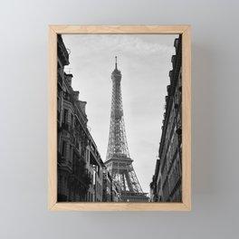 Been There, Shot That (Pt. 8 – Paris, France) Framed Mini Art Print