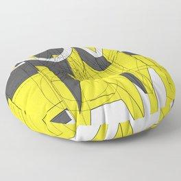 HATE LOVE Floor Pillow