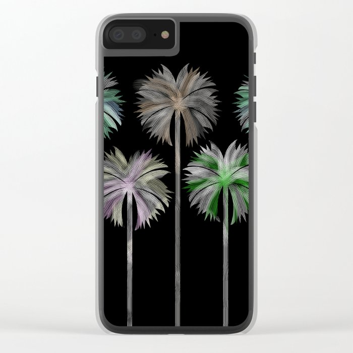 Tree 6 Clear iPhone Case
