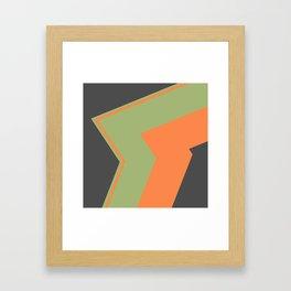 Chicane Framed Art Print