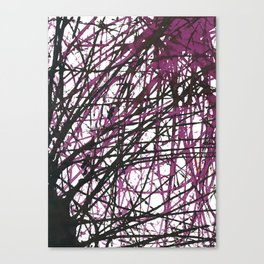 Marble Series, no. 4 Canvas Print