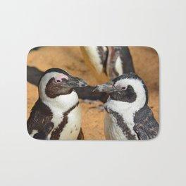 African penguins Bath Mat