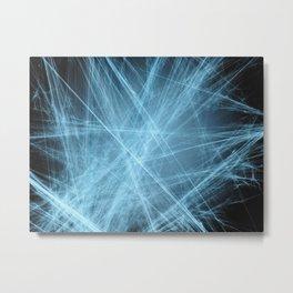 Synapses Metal Print