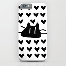 LOVE LOVE CAT Slim Case iPhone 6s