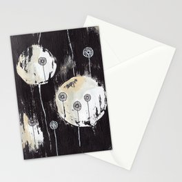 litte universe love Stationery Cards