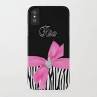 risa rodil iPhone & iPod Cases featuring risa by bry-kun