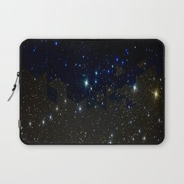 SPACE BACKGROUND Laptop Sleeve