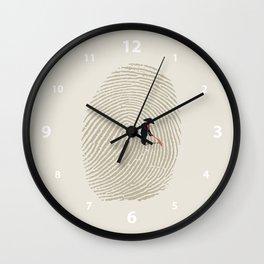 Zen Touch Wall Clock