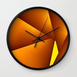 GeoSpin 2 Wall Clock