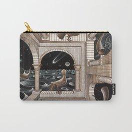 Escher - Another World II Carry-All Pouch