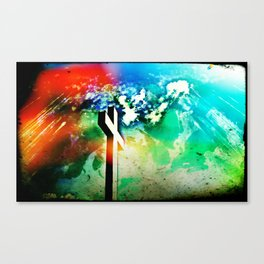 Holy Cross Armageddon  Canvas Print