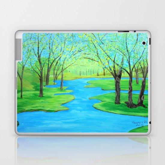 Colors of spring  Laptop & iPad Skin
