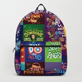 IW Complete set Backpack