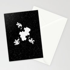 Incomplete Space Stationery Cards