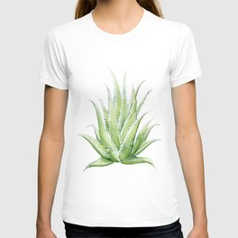 Aloe Vera - Desaturated T-shirt