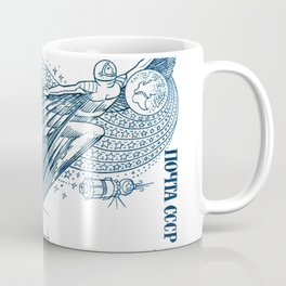 GAGARIN SPACE ODYSSEY Coffee Mug