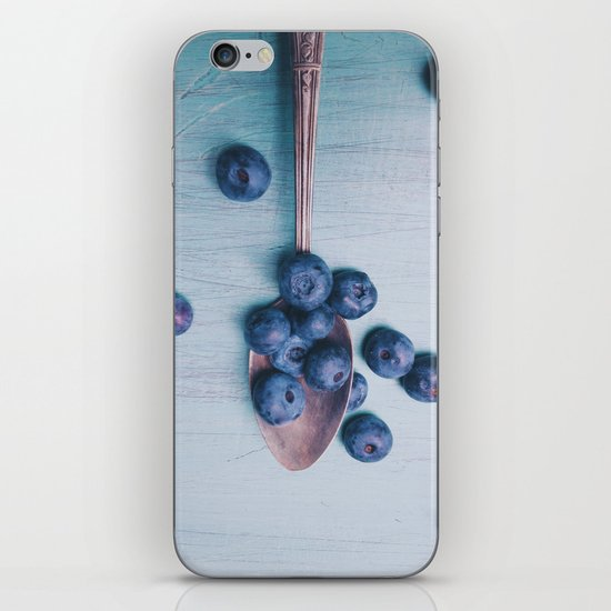 Goodness Overflows iPhone Skin